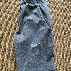 Boys jogger style sweatpants